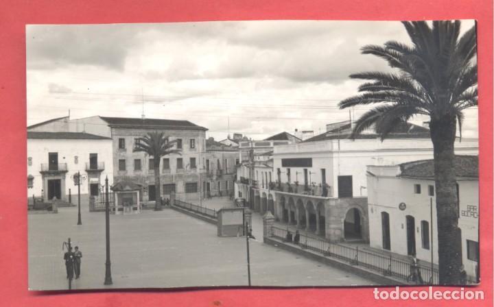 FREGENAL DE LA SIERRA (BADAJOZ) 13 PLAZA DEL GENERALISIMO FRANCO, ED. ALARDE,S/C VER FOTOS (Postales - España - Extremadura Antigua (hasta 1939))