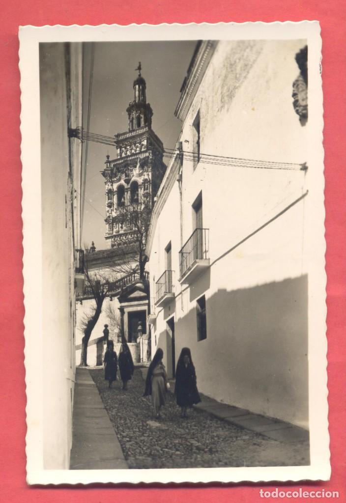 JEREZ DE LOS CABALLEROS (BADAJOZ) 28 CINCO TORRES, ED. COLOMER, DENTADA ,S/C VER FOTOS (Postales - España - Extremadura Antigua (hasta 1939))