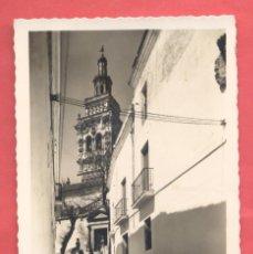 Postales: JEREZ DE LOS CABALLEROS (BADAJOZ) 28 CINCO TORRES, ED. COLOMER, DENTADA ,S/C VER FOTOS. Lote 258867150