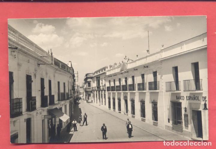 VILLAFRANCA DE LOS BARROS (BADAJOZ) 2 CALLE HERNAN CORTES, ED. ALARDE, S/C, VER FOTOS (Postales - España - Extremadura Antigua (hasta 1939))