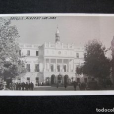 Postales: BADAJOZ-PLAZA DE SAN JUAN-FOTOGRAFICA-POSTAL ANTIGUA-(80.379). Lote 262278655