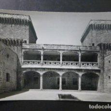 Postales: JARANDILLA CACERES CASTILLO PLAZA DE ARMAS ED. VISTABELLA Nº 3. Lote 265136744
