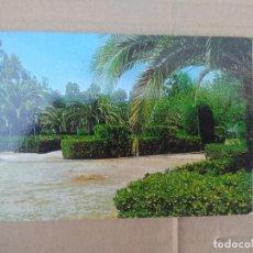 Postales: POSTAL DON BENITO, BADAJOZ DETALLE DEL PARQUE. Lote 267881354