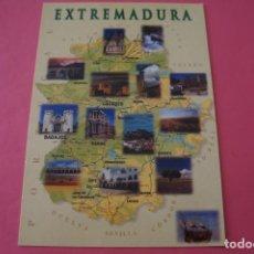 Postales: POSTAL SIN CIRCULAR DE EXTREMADURA LOTE 34. Lote 268275414