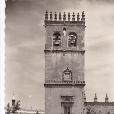 Postales: BADAJOZ TORRE DE LA CATEDRAL. ED. GARRABELLA Nº 25. CIRCULADA. Lote 268455074
