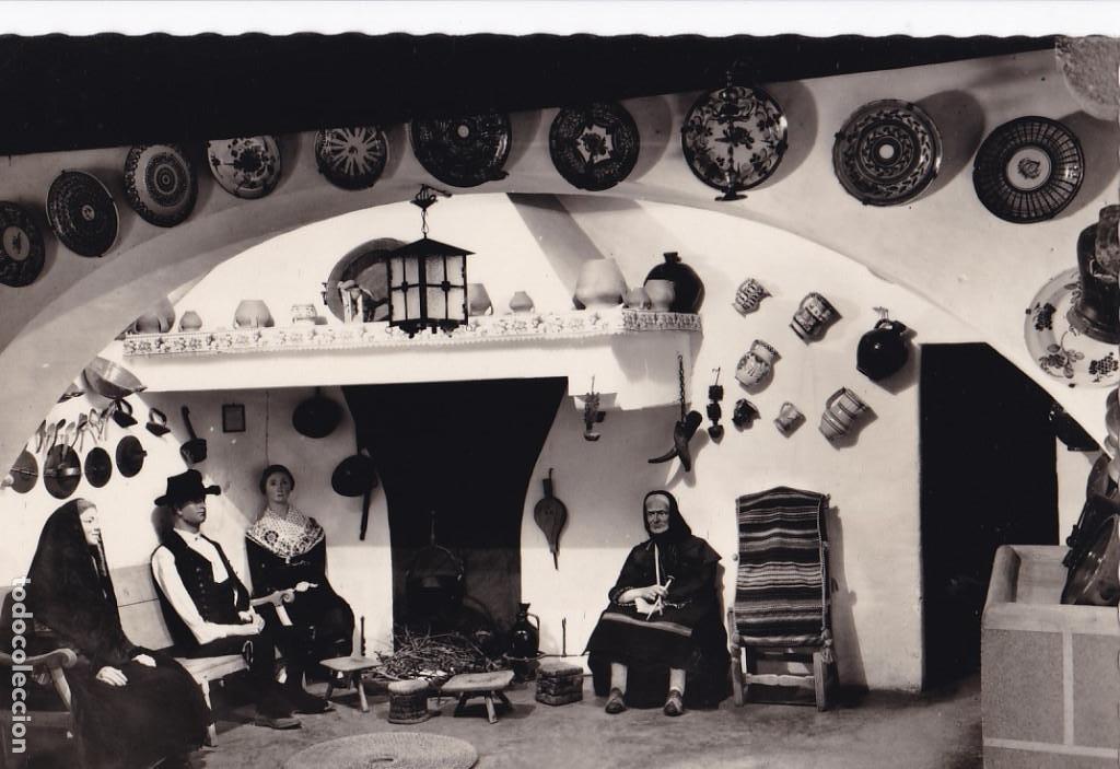 CACERES MUSEO PROVINCIAL COCINA EXTREMEÑA. ED. GARRABELLA Nº 36. SIN CIRCULAR (Postales - España - Extremadura Antigua (hasta 1939))