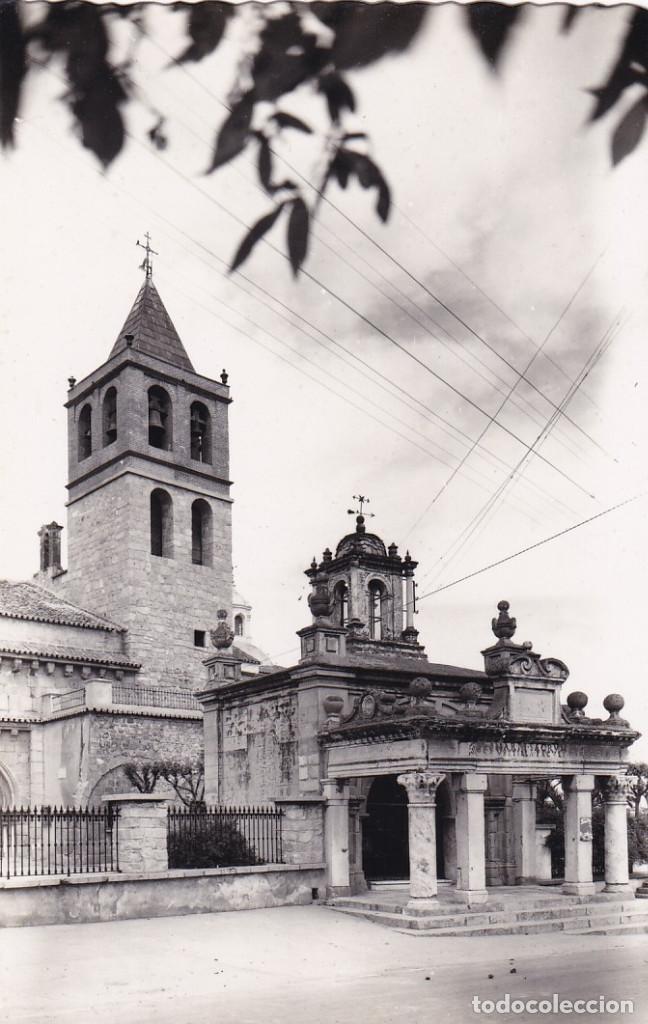 BADAJOZ MERIDA PORTICO DEL HORNITO SANTA EULALIA. ED. A. RODRIGUEZ Nº 25. SIN CIRCULAR (Postales - España - Extremadura Antigua (hasta 1939))