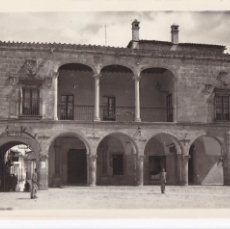 Postales: CACERES TRUJILLO CASA MARQUES SAN JUAN. ED. ARRIBAS Nº 4. SIN CIRCULAR. Lote 268745314