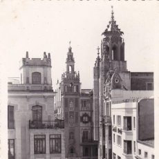 Postales: BADAJOZ HOTEL MADRID EN LA PLAZA DE LA SOLEDAD. ED. ARRIBAS Nº 64. SIN CIRCULAR. Lote 268745694