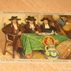 Postales: POSTAL DE EXTREMADURA. Lote 268813809