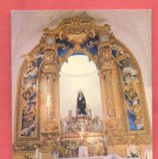 Postales: POSTAL NTRA. SRA. DE CHANDAVILLA Y SU RETABLO, LA CODOSERA (BADAJOZ), EDI. AZUL, S/C,VER FOTOS. Lote 268839874