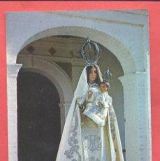 Postales: POSTAL, 9 LA VIRGEN CORONADA , PATRONA DE TALARRUBIAS (BADAJOZ) S/C,ED. ZERKOWITZ,VER FOTOS. Lote 268843324