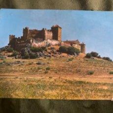 Postales: ANTIGUA POSTAL VILLANUEVA SERENA CASTILLO CASTELNOVO BADAJOZ. Lote 268847564