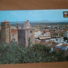 Postales: TRUJILLO (CÁCERES) - TORRE DEL ALFILER Y CIGÜEÑAS. Lote 269619558