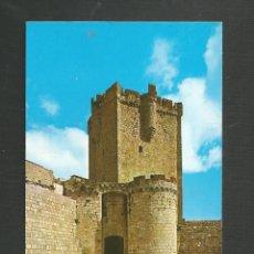 Postales: POSTAL SIN CIRCULAR CORIA 21 (CACERES) CASTILLO PLAZA DE LA CABA EDITA ARRIBAS. Lote 269786743
