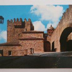Postales: CÁCERES - ARCO DE LA ESTRELLA Y TORRE DE BUJACO - LAXC - P53598. Lote 270898228