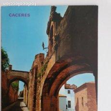 Postales: CÁCERES - ARCO DE LA ESTRELLA - LAXC - P53604. Lote 270898488