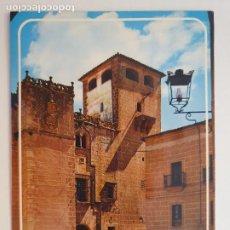 Postales: CÁCERES - PALACIO DE LOS GOLFINES DE ABAJO - CIRCULADA - LAXC - P53613. Lote 270899658