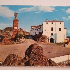 Postales: CÁCERES - SANTUARIO DE LA MONTAÑA - LAXC - P53615. Lote 270899733