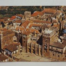 Cartes Postales: GUADALUPE - VISTA AÉREA DEL MONASTERIO - LAXC - P53650. Lote 270971143