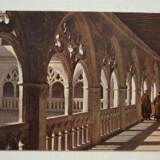 Cartes Postales: GUADALUPE - GALERÍA CENTRAL EN EL CLAUSTRO - LAXC - P53652. Lote 270971228