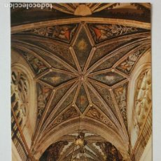 Cartes Postales: GUADALUPE - BÓVEDA DEL CORO - LAXC - P53663. Lote 270971743