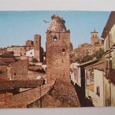 Postales: TRUJILLO - TORRE DEL ALFILER Y CIGÜEÑAS - LAXC - P53766. Lote 270983383