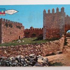 Postales: TRUJILLO - MURALLAS ARCO DEL TRIUNFO - CIRCULADA - LAXC - P53769. Lote 270983438