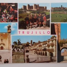 Postales: TRUJILLO - VISTAS - LAXC - P53775. Lote 270983603