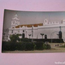 Postales: POSTAL FOTOGRÁFICA COLOREADA DE VILLAFRANCA DE LOS BARROS ERMITA. ED. ALARDE Nº 7.. Lote 271095873