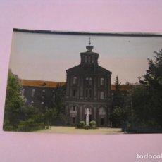 Postales: POSTAL FOTOGRÁFICA COLOREADA DE VILLAFRANCA DE LOS BARROS. COLEGIO DE SAN JOSE. ED. ALARDE Nº 1.. Lote 271096533