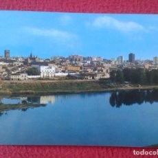 Postales: POST CARD BADAJOZ Nº 75 EDICIONES ARRIBAS VISTA GENERAL DESDE EL RÍO GUADIANA VER FOTO/S EXTREMADURA. Lote 271393343