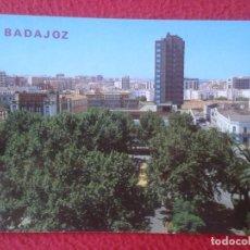 Postales: POST CARD Nº 426 BADAJOZ EDICIONES PARÍS, PASEO GENERAL FRANCO VISTA PARCIAL VIEW SPAIN ESPAGNE..VER. Lote 271396308
