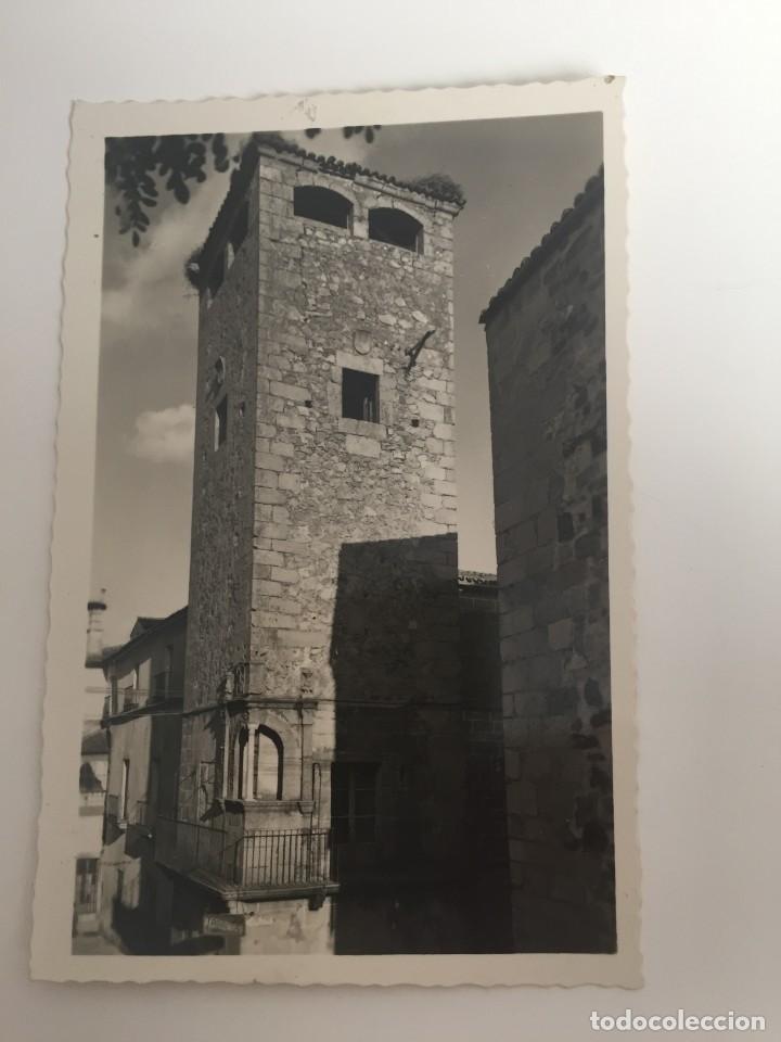 CÁCERES - CASA DE GALARZA. TORRE - Nº 64 EDICIONES V.A.L.A. (Postales - España - Extremadura Moderna (desde 1940))