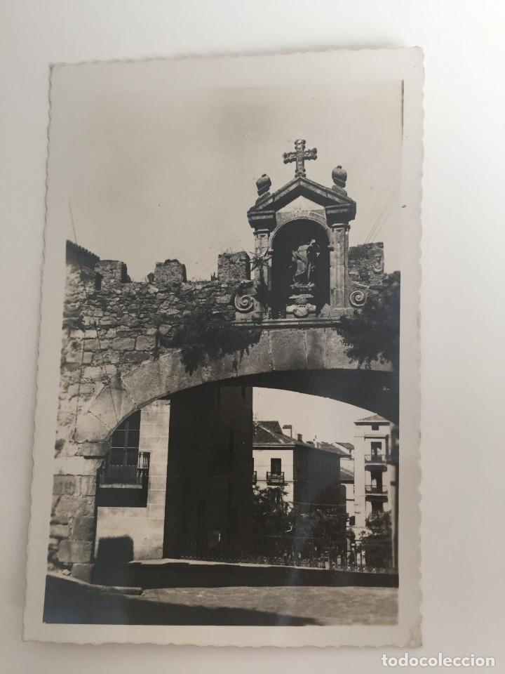 CÁCERES - ARCO DE LA ESTRELLA - Nº 9 EDICIONES ARRIBAS (Postales - España - Extremadura Moderna (desde 1940))