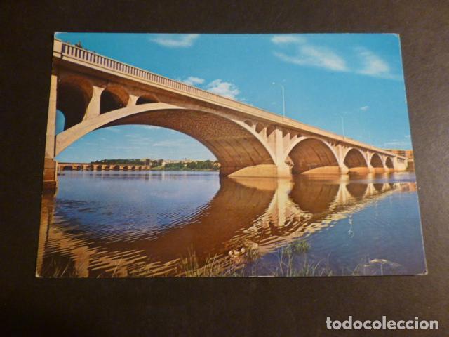 BADAJOZ PUENTE SOBRE EL RIO GUADIANA (Postales - España - Extremadura Moderna (desde 1940))