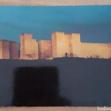 Postales: EL CASTILLO NOCTURNO. LE CHATEAU TRUJILLO. Lote 276929598