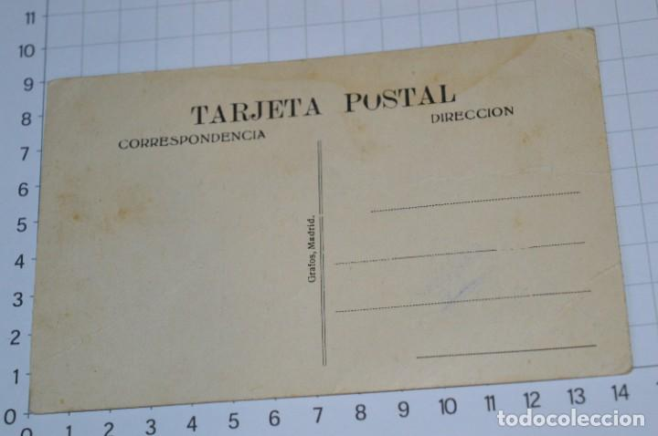 Postales: Antigua / DIFÍCIL POSTAL SIN CIRCULAR - CARROZA LA MILAGROSA / Badajoz 31 Mayo 1921 ¡Mira detalles! - Foto 3 - 276944578