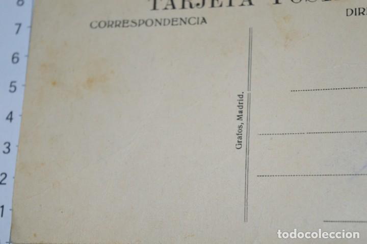 Postales: Antigua / DIFÍCIL POSTAL SIN CIRCULAR - CARROZA LA MILAGROSA / Badajoz 31 Mayo 1921 ¡Mira detalles! - Foto 4 - 276944578