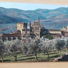 Postales: POSTAL GUADALUPE VISTA PARCIAL DEL MONASTERIO. Lote 278355433
