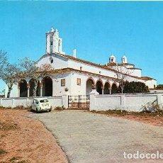 Postales: FREGENAL - SANTUARIO DE NTRA. SRA. DE LOS REMEDIOS. Lote 278394953