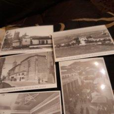 Postales: 5 POSTALES DE NAVALMORAL DE LA MATA. Lote 280120443