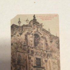Postales: JEREZ DE LOS CABALLEROS - IGLESIA SAN BARTOLOMÉ - POSTAL - JUAN YUSTE. Lote 280770633