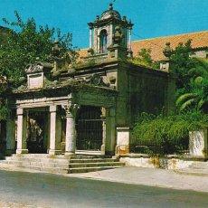 Cartes Postales: BADAJOZ, MERIDA TEMPLO DE MARTE. ED. F.I.T.E.R. AÑO 1968. Lote 285735968