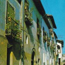 Cartes Postales: CACERES, JARANDILLA CALLE TIPICA. ED. F.I.T.E.R. AÑO 1969. Lote 285738383