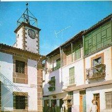 Cartes Postales: TORNAVACAS - PLAZA DEL AYUNTAMIENTO. Lote 286435433