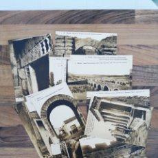 Postales: LOTE 18 POSTALES MÉRIDA HAUSER Y MENET. Lote 287077463