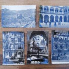 Postales: POSTALES GUADALUPE EDICIONES GARCÍA GARRABELLA 8-9-16-17-24. Lote 287082503