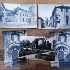 Postales: POSTALES PLASENCIA - EDICIONES ARRIBAS 1003-1007-1022 Y 1023. Lote 287086158
