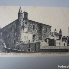 Postales: POSTAL GUADALUPE ( CACERES ). Lote 287540373